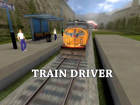 Train Driver - Simulator 6 screenshot 99359