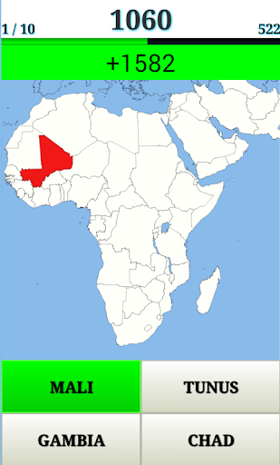 Guess MidleEast Africa