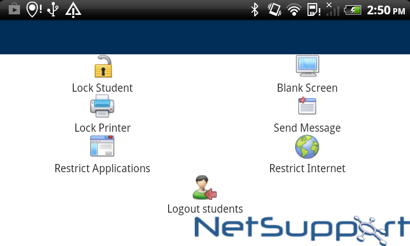NetSupport Tutor Assistant - screenshot