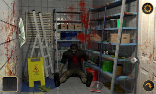 Zombie Invasion : Escape- screenshot thumbnail