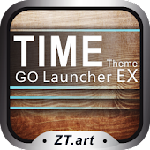 TIME GO Launcher Getjar Theme