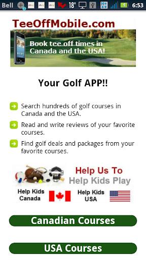 Saskatchewan Golf Courses