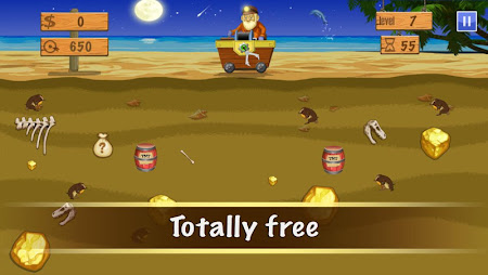 Gold Miner Deluxe 1.2.4 screenshot 356030