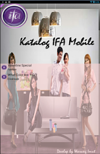 Katalog IFA Indonesia - screenshot thumbnail