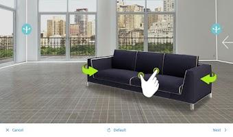 Screenshot of Homestyler Interior Design
