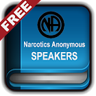 Narcotics Anonymous - Speakers icon