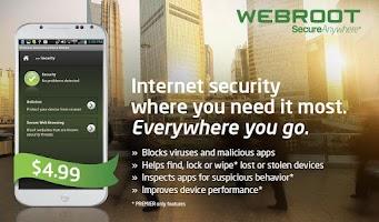 Screenshot of Security - Premier