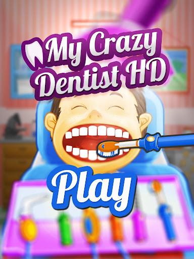 牙科医生为孩子