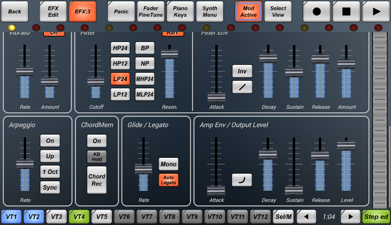 G-Stomper Beat Studio DEMO - screenshot