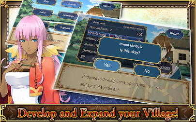 SRPG Legend of Ixtona APK screenshot thumbnail 14
