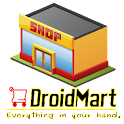 DroidMart+ Sales  System icon
