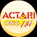 Actari 96.6 FM – Ciamis logo