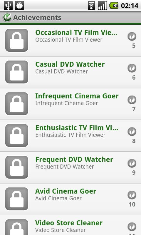 The Movie Game Demo - Trivia- screenshot