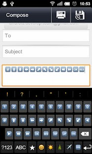 Latin Emoji Keyboard To iPhone - screenshot thumbnail