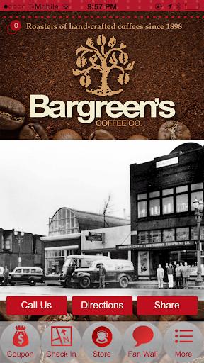 Bargreens Coffee