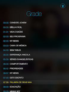 TV Novo Tempo- screenshot thumbnail