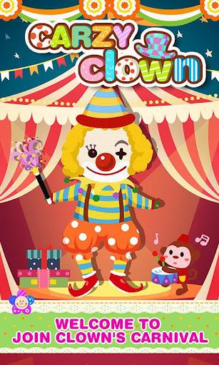 Little Clown: Circus Dress Up