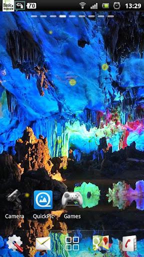 underground cave lwp 9.01 screenshots 5