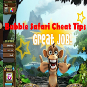 Bubble Safari Cheat Tips