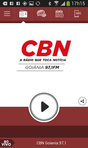 CBN Goiânia 97 1