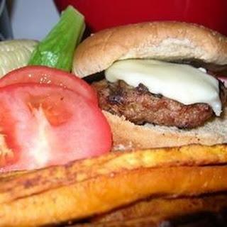 Bistro Veal Burgers