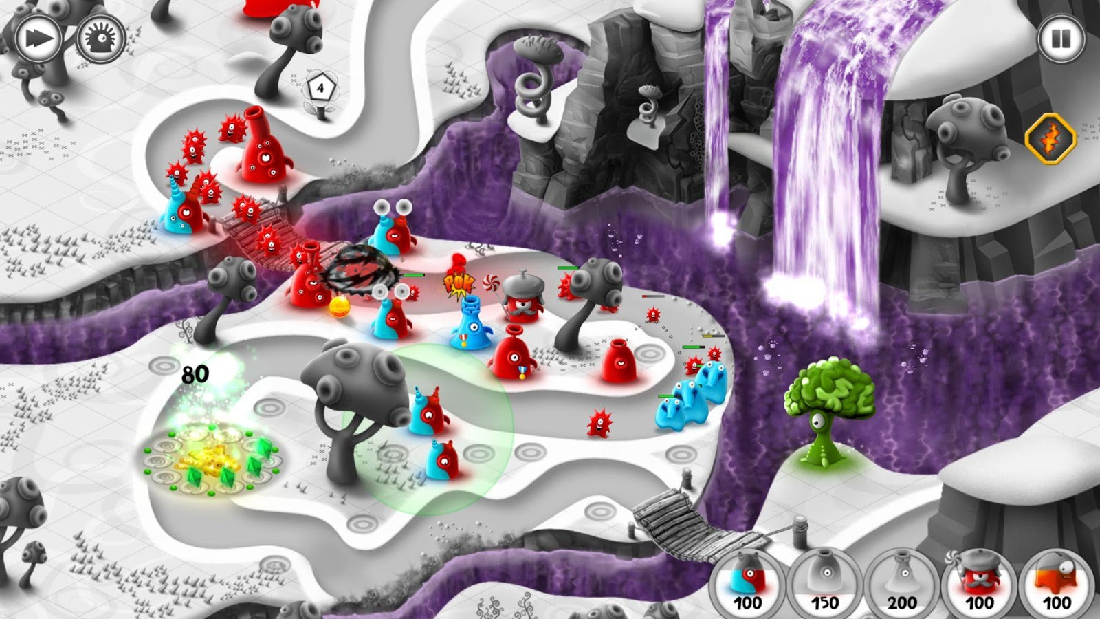 Jelly Defense- screenshot