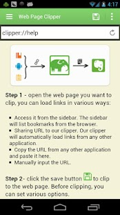 Web Page Clipper for Evernote- screenshot thumbnail