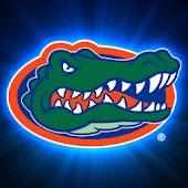 Florida Gators Clock Widget