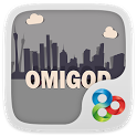 Omigod - GO Launcher Theme icon
