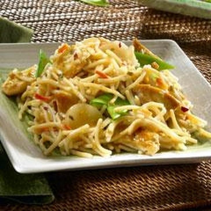 Spicy Ginger Chicken & Vegetables Recipe