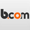 Bcom CRM Mobile logo