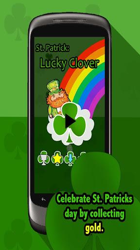 St. Patrick: Lucky Clover
