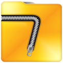 7Zipper 2.0 - Local and Cloud File Explorer icon
