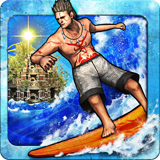 Ancient Surfer LOGO-APP點子