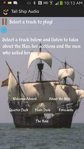 Nao Victoria Audio Guide