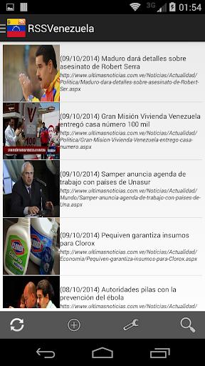RSSVenezuela