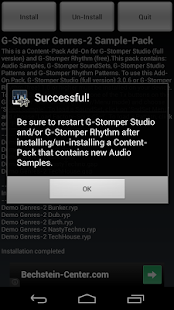 G-Stomper Genres-2 Sample-Pack- screenshot thumbnail