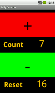 Handy In\Out Tally Counter - screenshot thumbnail
