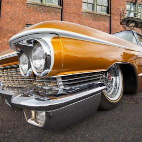 1961 Cadillac by Glenn Miller - Transportation Automobiles ( urban, low rider, cadillac, automobile, hot r )