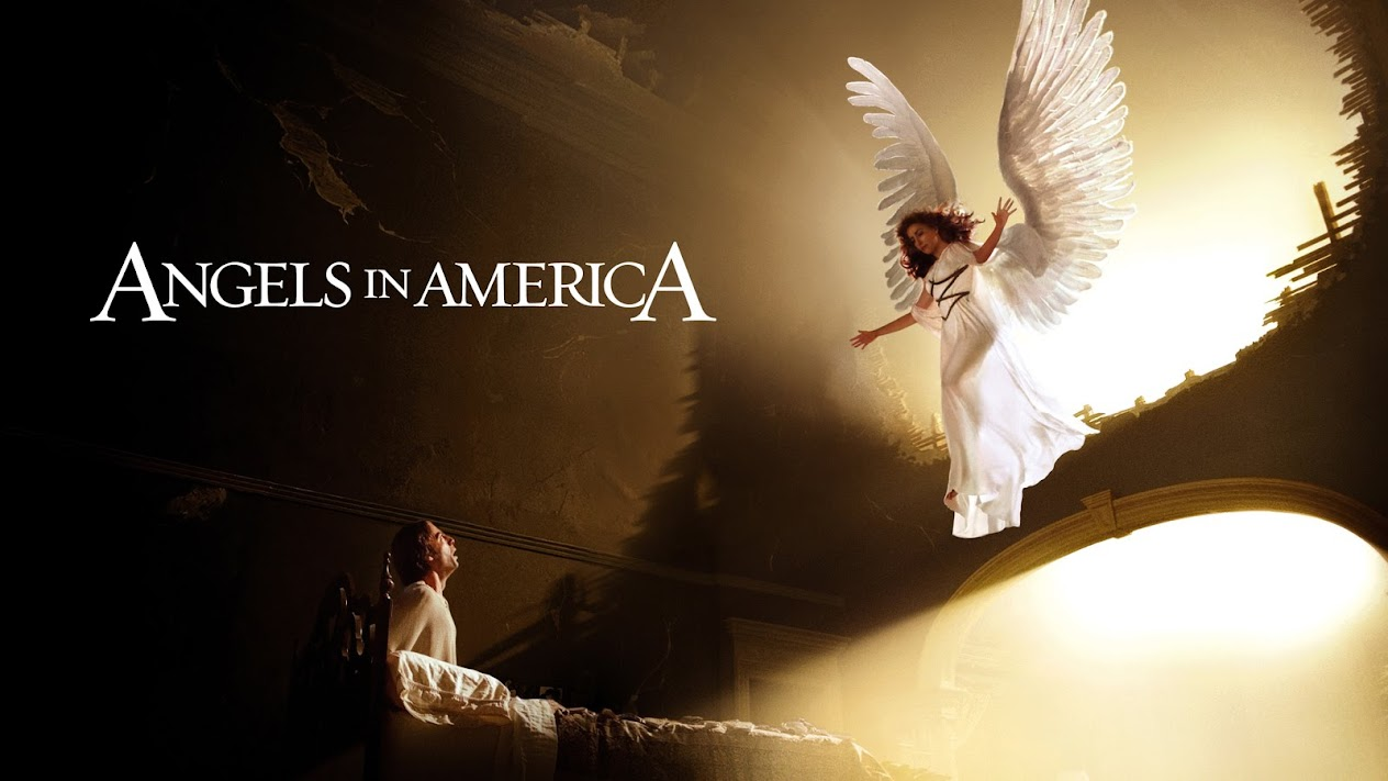 Play analysis angels in america