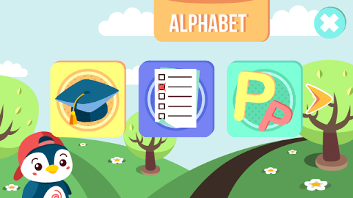 Learn ABC alphabet and letters