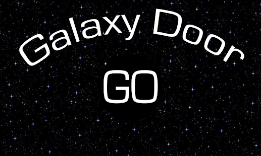 Galaxy Door - náhled
