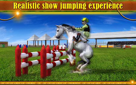 Horse Show Jump Simulator 3D 1.1 screenshot 40838