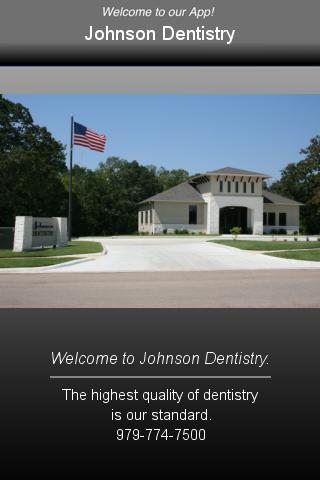 Johnson Dentistry- screenshot