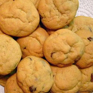 Chocolate Chip Cinnamon Cookies.
