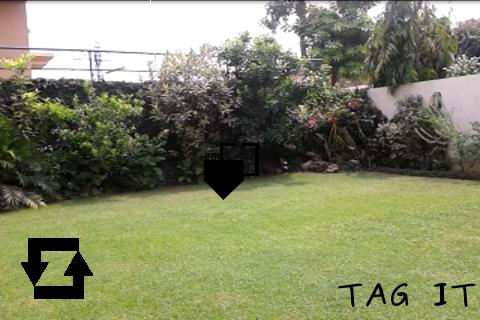 tagAR - screenshot