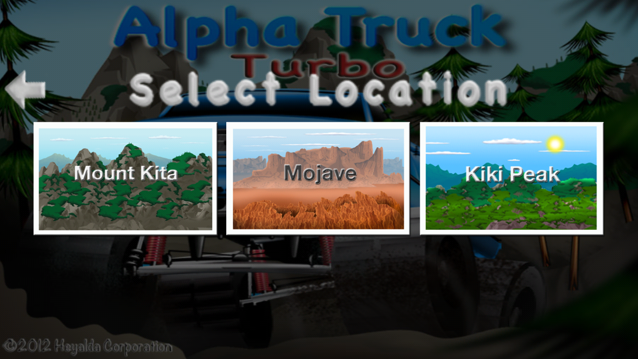 Alpha Truck - Turbo- screenshot