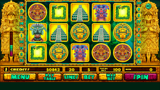 Mayan Gold - Slot Machine