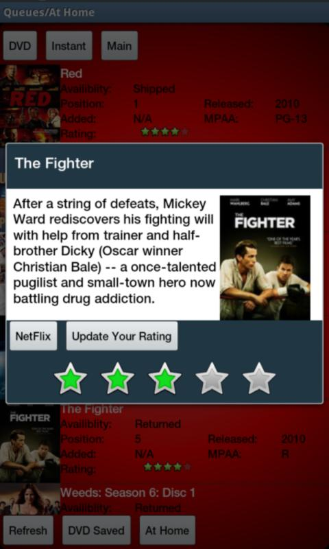 FlixDroid (Ad Supported) - screenshot