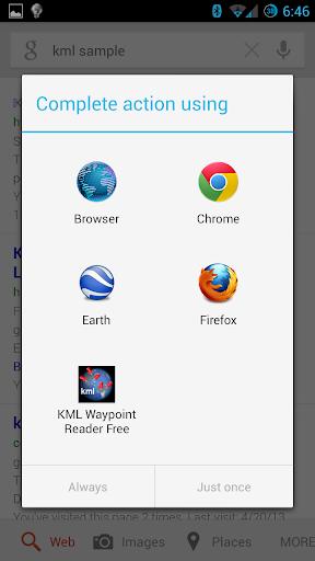 KML KMZ Waypoint Reader